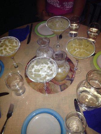 Sabroso: Margaritas!