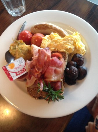 Capers Epicurean : Big Breakfast!