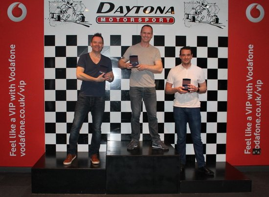 Daytona Manchester: The 3 lucky winners