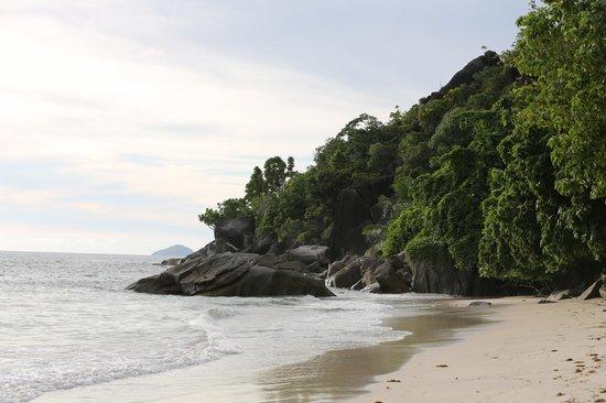MAIA Luxury Resort & Spa: Beach