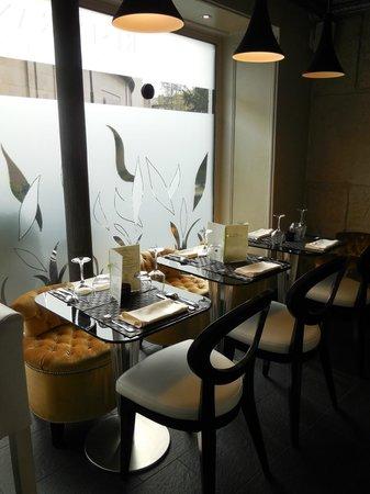 Hotel Eiffel Trocadero : Bar de l'hôtel