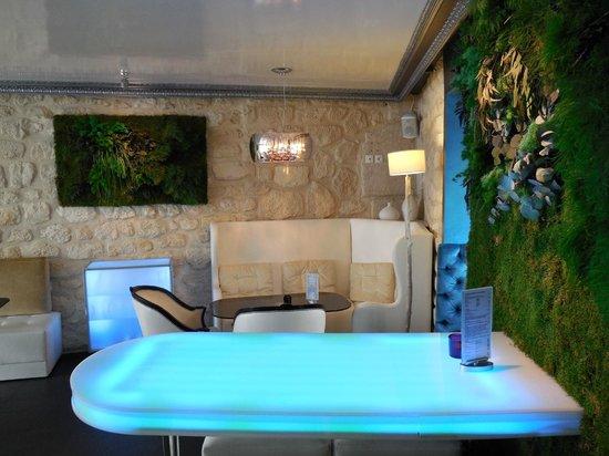 Hotel Eiffel Trocadero : Bar
