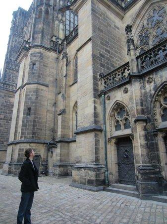 Veitsdom (Chram svatého Víta): gothic!