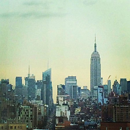 Trump SoHo New York: room view.