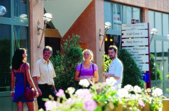 Hotel Central im Herzen von Frankenthal