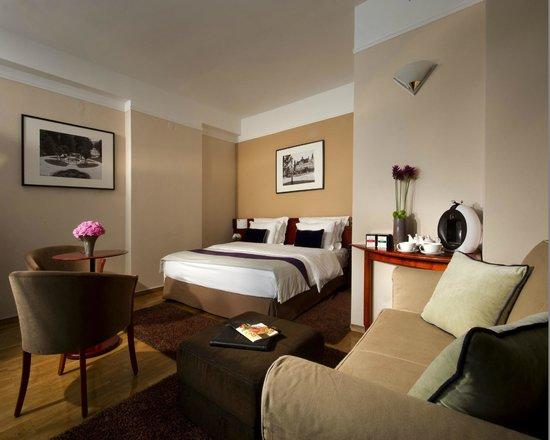 Best Western Premier Hotel Slon: Deluxe room