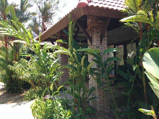 Chaw Ka Cher Tropicana Lanta Resort: Our suite