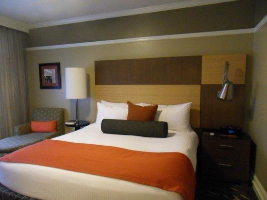Hotel Abri : Quarto