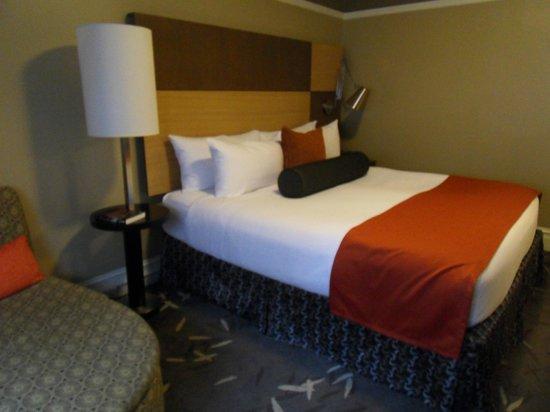 Hotel Abri : Quarto 2