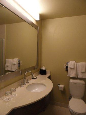 Hotel Abri : Banheiro