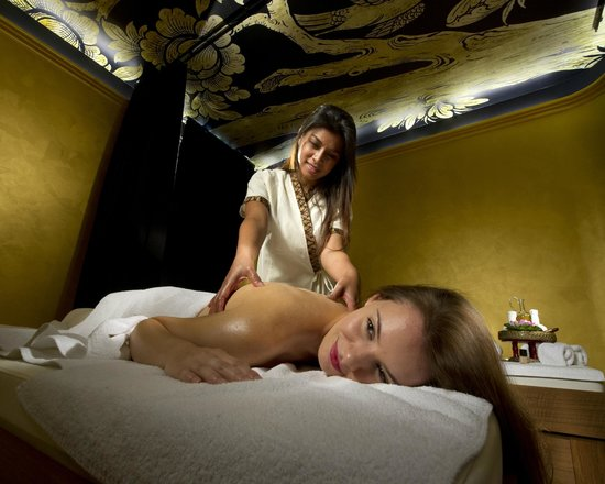 BEST WESTERN Premier Hotel Slon: Thai massage