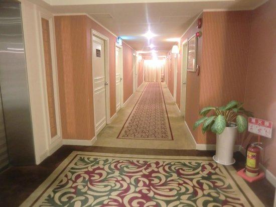 Hotel Kingdom : 華王大飯店