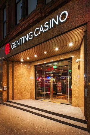 Genting Casino Glasgow: Come on in