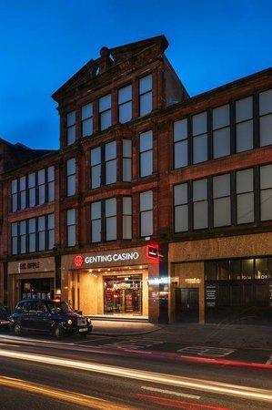 Genting Casino Glasgow, a Glasgow landmark