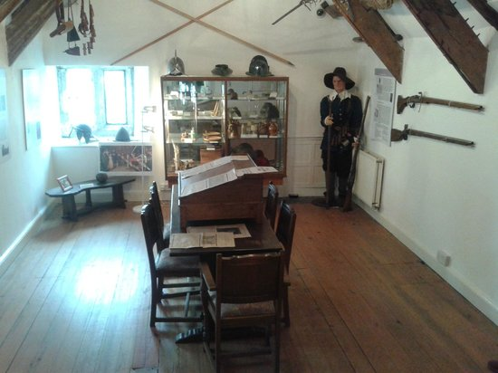 Stuart House Arts and Heritage Centre: The Civil War in Cornwall exhibition