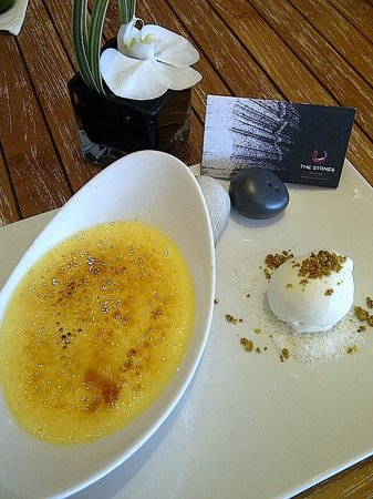 The Stones Hotel - Legian Bali, Autograph Collection : menu apetizer saat breakfast...yummy!!