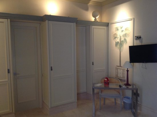 Boutique Hotel Casa del Poeta: chambre standart