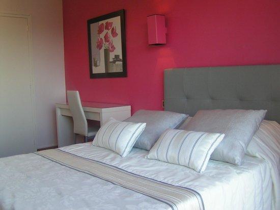 Hotel La Cote D'Argent : chambre 3ème étage