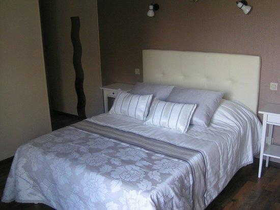 Hotel La Cote D'Argent : chambre bain wc n°37