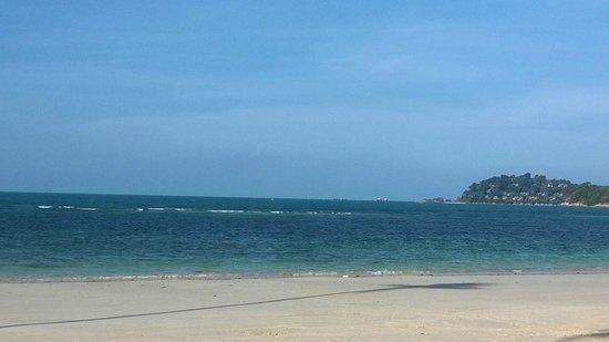 Nirwana Gardens - Nirwana Resort Hotel: View of the sea