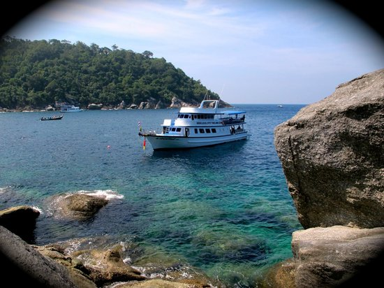 Local Dive Thailand: nice view