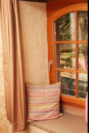 Rainhof Scheune: Detail Rainhof Suite