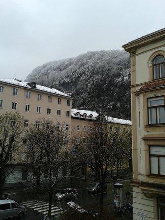 NH Salzburg City: vista desde la habitacion