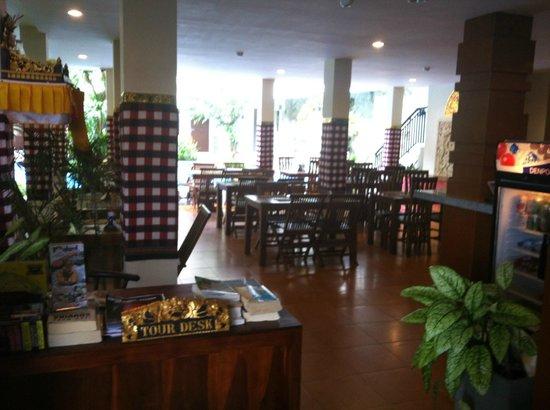 Manggar Indonesia Hotel & Residence: restaurant