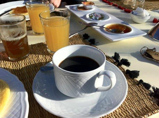 Riad La Rose Du Desert: Colazione