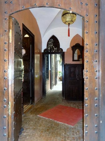 Welcome to Riad Itrane
