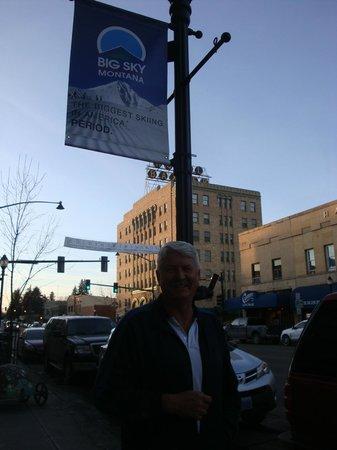 Downtown Bozeman: Proud of Big Sky & Bridger Bowl
