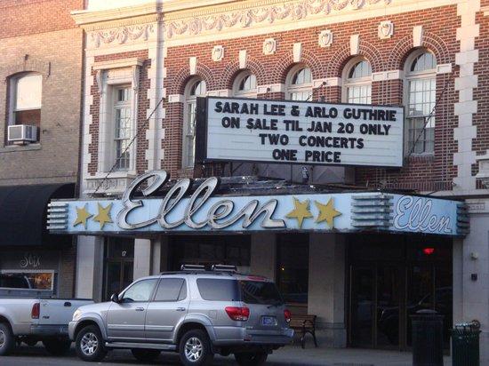 Downtown Bozeman: Main Street Theatre