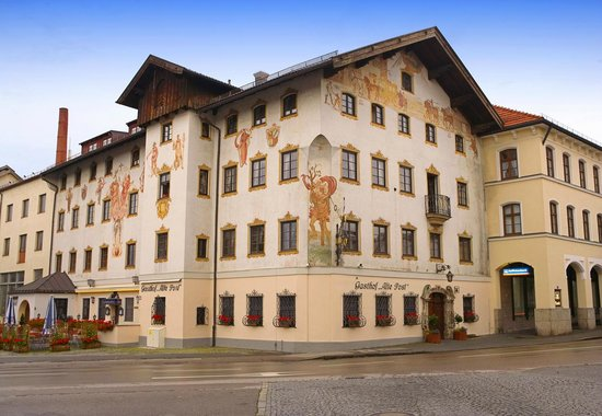 Hotel Gasthof Alte Post - Prices & Reviews (Holzkirchen, Germany