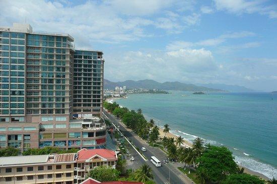 Sheraton Nha Trang Hotel and Spa : view
