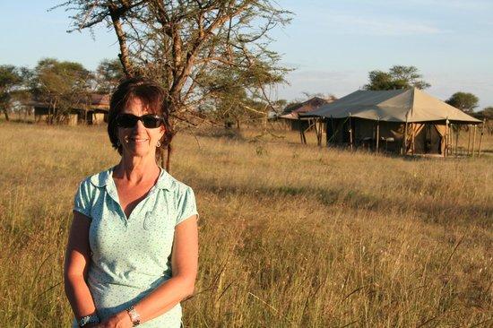 Nieleze Serengeti Camp: Nieleze Campgrounds
