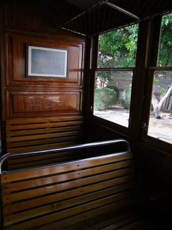Ferrocarril de Soller : On board the train