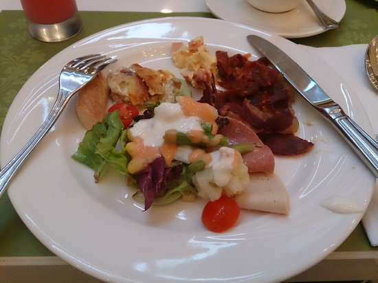 The Royale Chulan Damansara: great breakfast