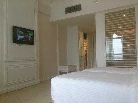 The Royale Chulan Damansara: nice room