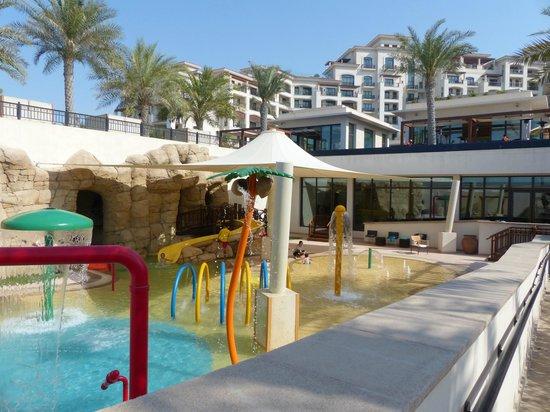 The St. Regis Saadiyat Island Resort: Kids Club