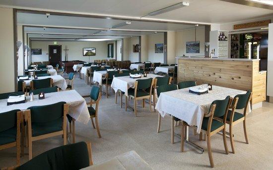 The Highland Center Hrauneyjar: Restaurant