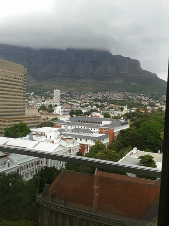 Taj Cape Town: Mountain view
