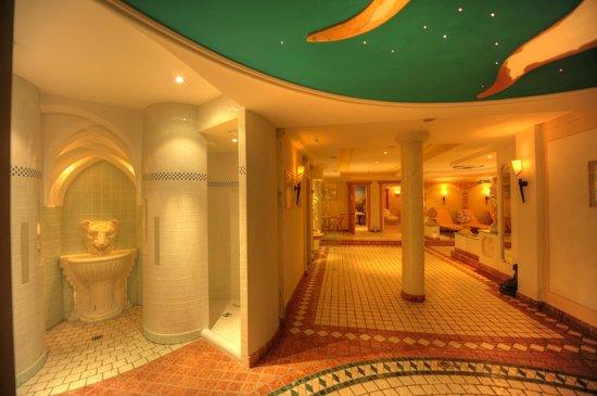 Wellnessbereich - Hotel Salnerhof