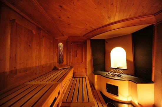 Sauna - Hotel Salnerhof