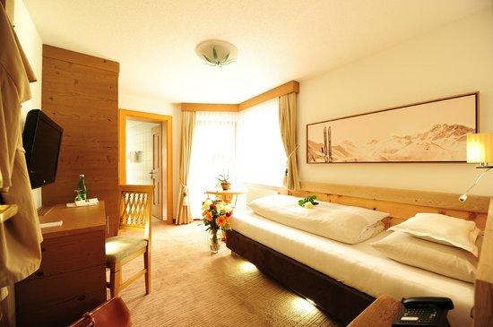 Einzelzimmer - Hotel Salnerhof