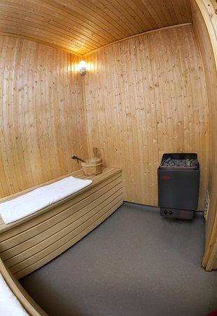 The Highland Center Hrauneyjar: Sauna