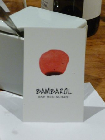 Bambarol: logo