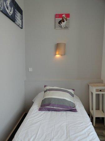 Hotel Parc Mazon : chambre single