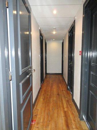 Hotel Parc Mazon : Couloir