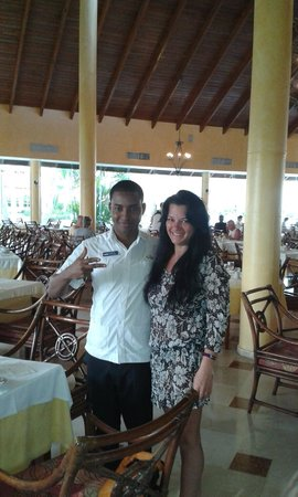 Grand Palladium Punta Cana Resort & Spa: Francis Alberto Felipe