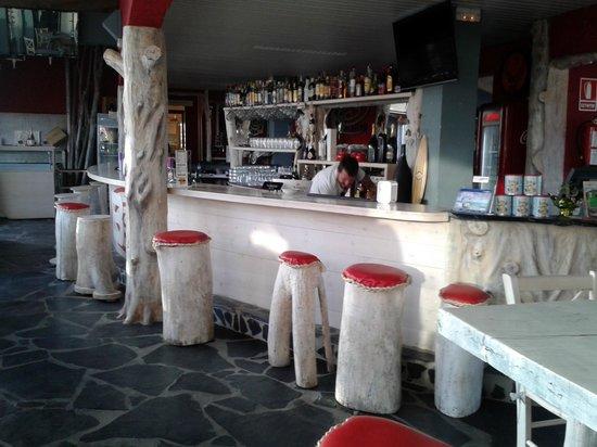 B Side Café Fuerteventura : interno